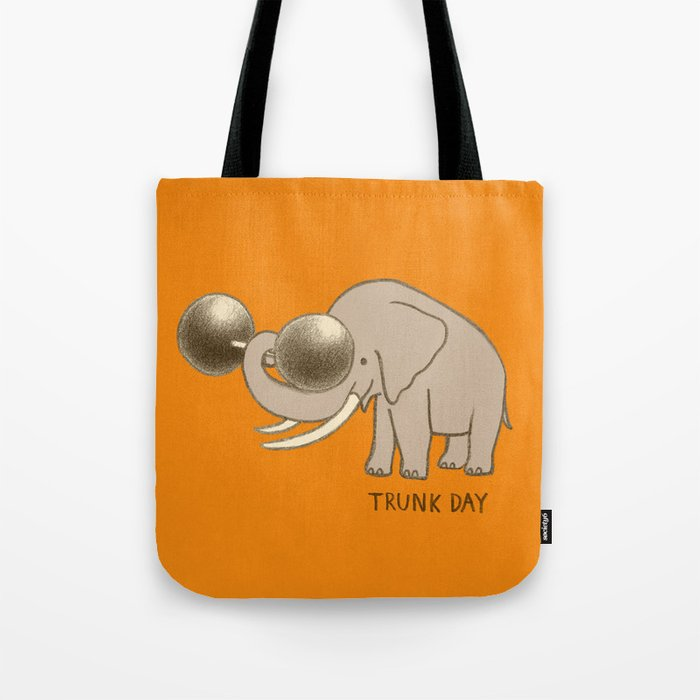 Trunk Day Tote Bag