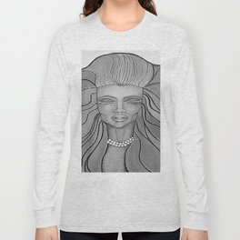 Feel The Wind Long Sleeve T-shirt