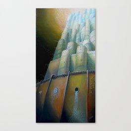 Midriasi Canvas Print