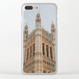 Westminister Clear iPhone Case