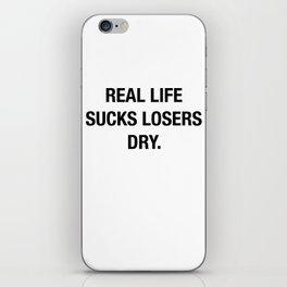 Heather Told Me She Teaches People Real Life iPhone Skin
