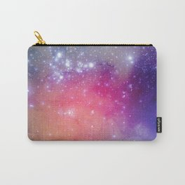 Watercolor Space #1 Carry-All Pouch