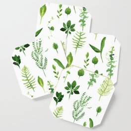 Leaves Coaster