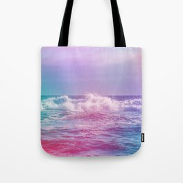The Waves want your Loving Glances Tote Bag