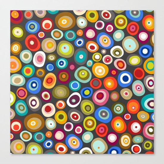 freckle spot lead Canvas Print