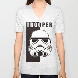 Storm Trooper Unisex V-Neck