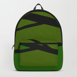 Green Tree Backpack
