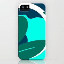 Nature Geometry 10 iPhone Case