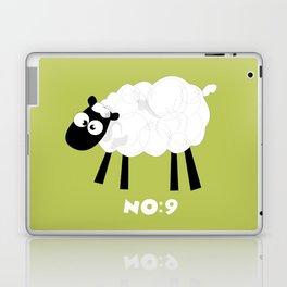 Sheep Number 9.... Laptop & iPad Skin