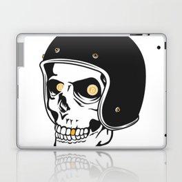 Bitcoin Hell Raiser Laptop & iPad Skin