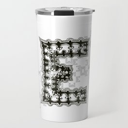 Color Me E Travel Mug