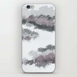 clouds_january iPhone Skin