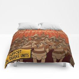 Propaganda Series 3 Comforters