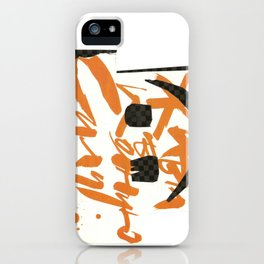 """Give life in complete force"" or ""Live your life to the fullest potential"":) iPhone Case"