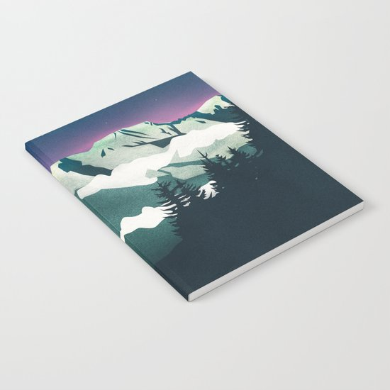 Heaven Sent Notebook