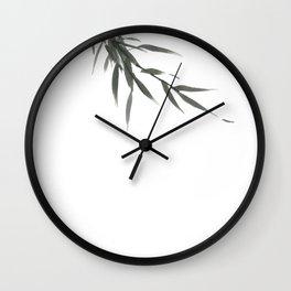 Zen Silence 1 Wall Clock