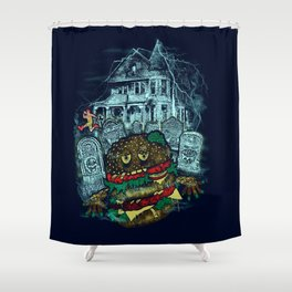 Bite me 2 Shower Curtain