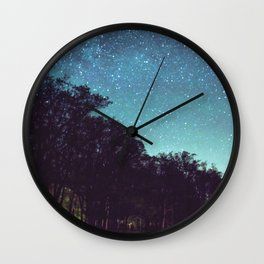 Cameloparadalid Meteor Shower Wall Clock