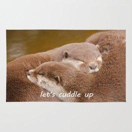 Let's Cuddle Up Rug