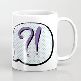 bubble?! Coffee Mug