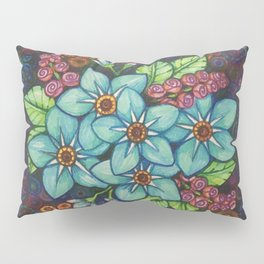 Oh My Stars - Forget-Me-Not Ever Pillow Sham