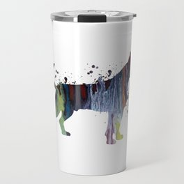 Boxer Dog Travel Mug