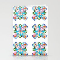 arab Stationery Cards featuring Blossom by Heaven7