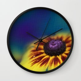 Feeling The Heat Wall Clock