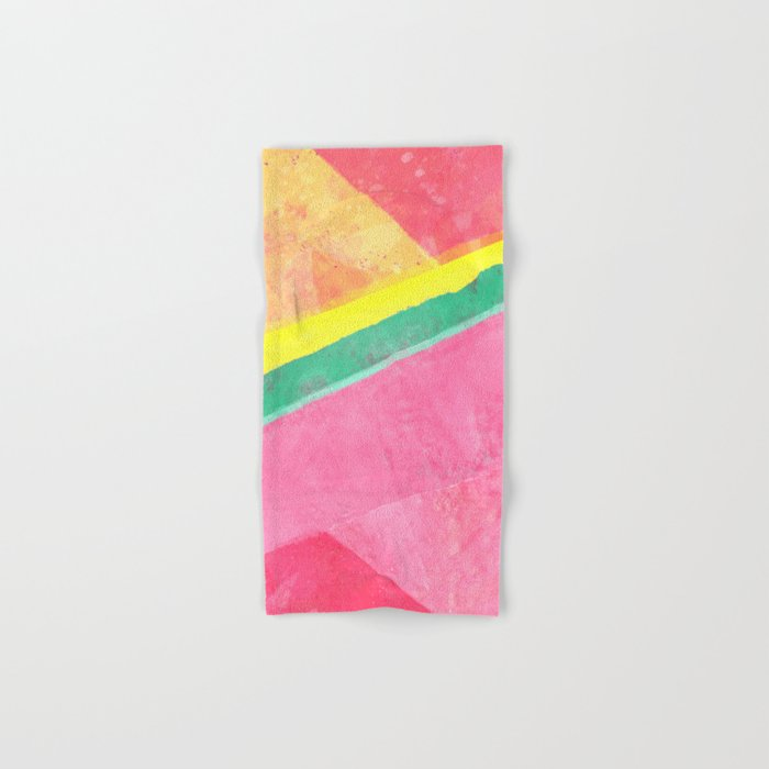 Twisted Melon Hand & Bath Towel