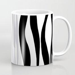 Ebb and Flow - Grey Coffee Mug