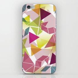 Tangram iPhone Skin