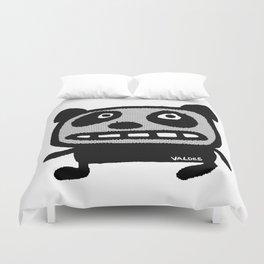 Graphic Panda! Duvet Cover