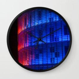 Torre II Wall Clock