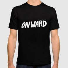 Onward X-LARGE Mens Fitted Tee Black