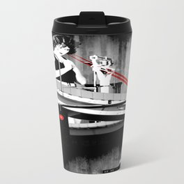 Stop the Freeway Overpass Scales Madness! Travel Mug