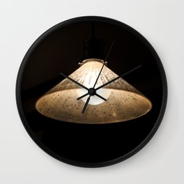 Beacon of Light in the Dark Wall Clock