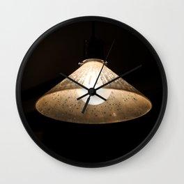 Beacon of Light in the Dark Wall Clock