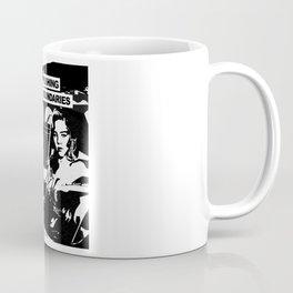 Pushing Boundries Coffee Mug