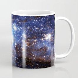 Blue Galaxy Coffee Mug