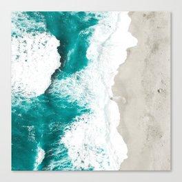 Sea 7 Canvas Print