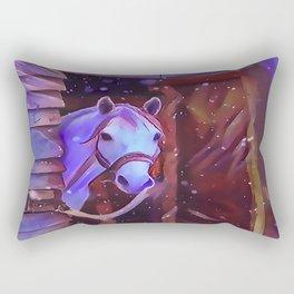 Cold Morning for Camarillo Rectangular Pillow