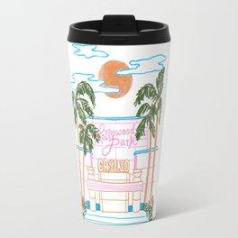 Hollywood Park Casino Travel Mug