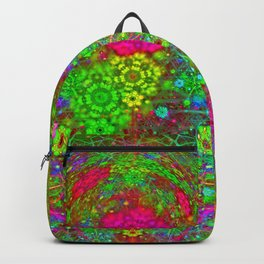 The Twirling Light of My Mind Backpack