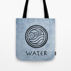 Avatar Last Airbender - Water Tote Bag