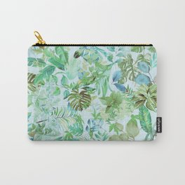 greenery gardens 1 Carry-All Pouch