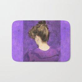 Violet Bath Mat