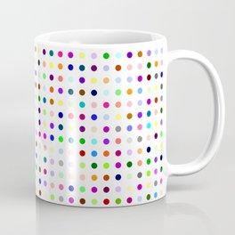 Big Hirst Polka Dot Coffee Mug
