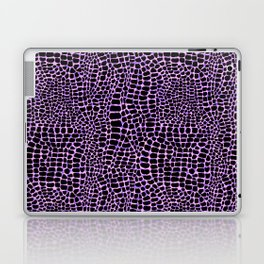 Neon crocodile/alligator skin Laptop & iPad Skin