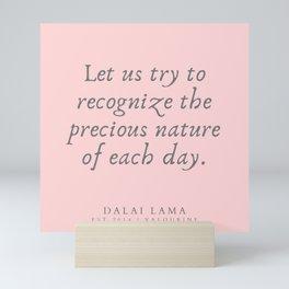 127 | Dalai Lama Quotes 190504 Mini Art Print