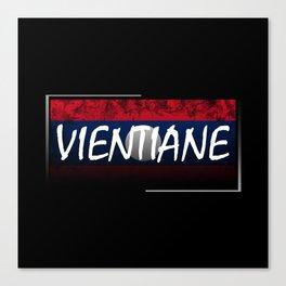 Vientiane Canvas Print